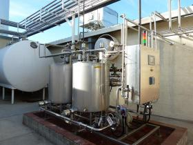Two-Tank CIP System