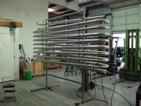 Hold Tube Assembly