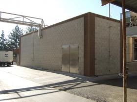 CMU Block Process Building