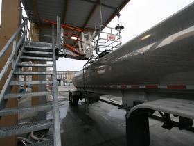 Tanker Access Platform