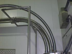 Sanitary Conveyor Elbows