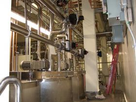 Double Jacketed Process Piping