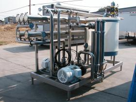 Product Membrane Filtration Skid