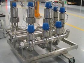 Mixproof Valve Cluster