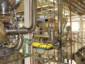 Jacketed Product Recovery System