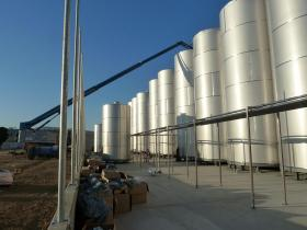 Single Wall Product Silos