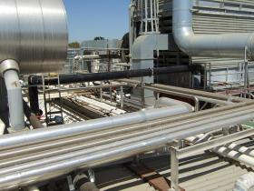 Plant Main Utility Piping