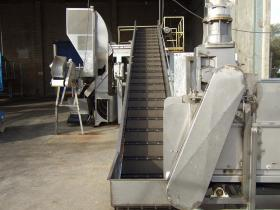 Product Infeed Conveyor
