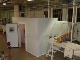 Insulated Panel Room