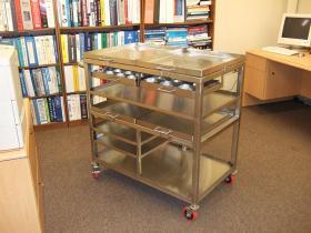 Slide-drawer Cart