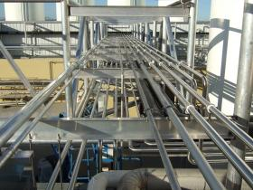 Piping Structural Rack