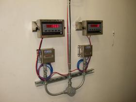 Blend Tank Load Cell System