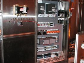 Modular Process Control Panel