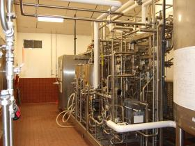 Aseptic Dairy System