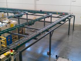 Belt and Roller Conveyor Feeds