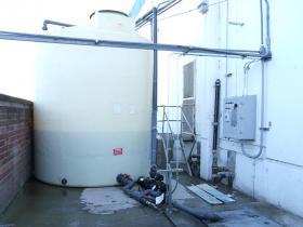High Strength Waste Water Neutralization Tank