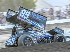 Qualifying with the Outlaws in Hanford