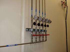 Nitrogen Delivery Tubing