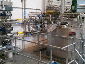 Inline Mixing System