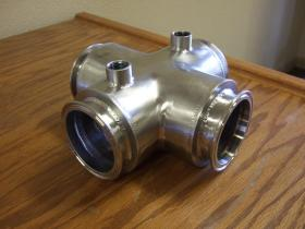 Jacketed Fitting