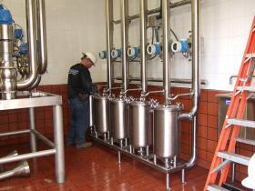 Air Eliminators and Flow Meters