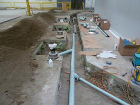 Acid Waste Drain Piping