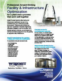 Facility & Infrastructure Optimization